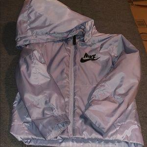 NIKE iridescent jacket